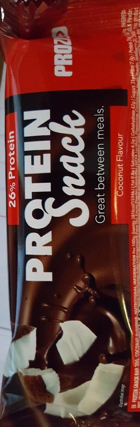 Snack coco prozis - Product - fr