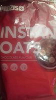 Instant oats chocolate flavour - Producte