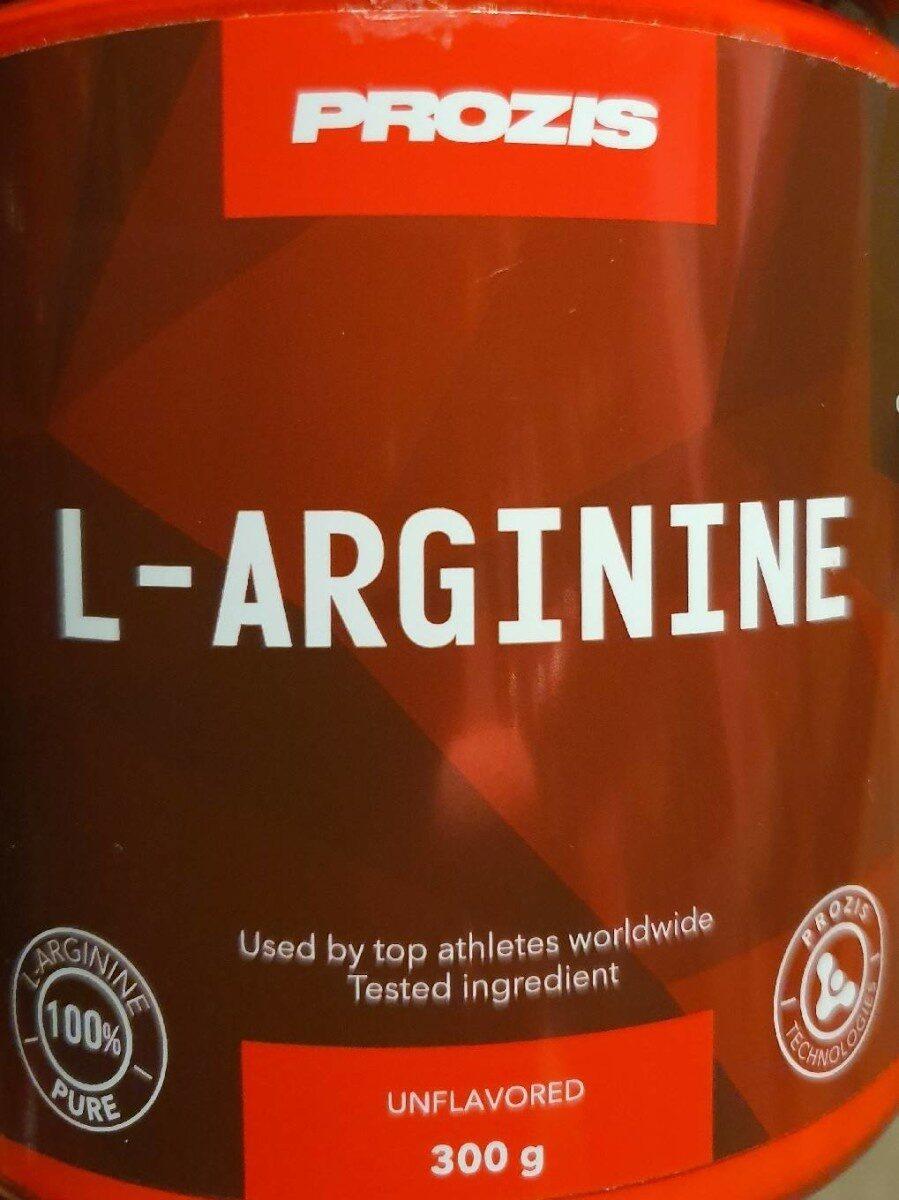L-arginine - Product