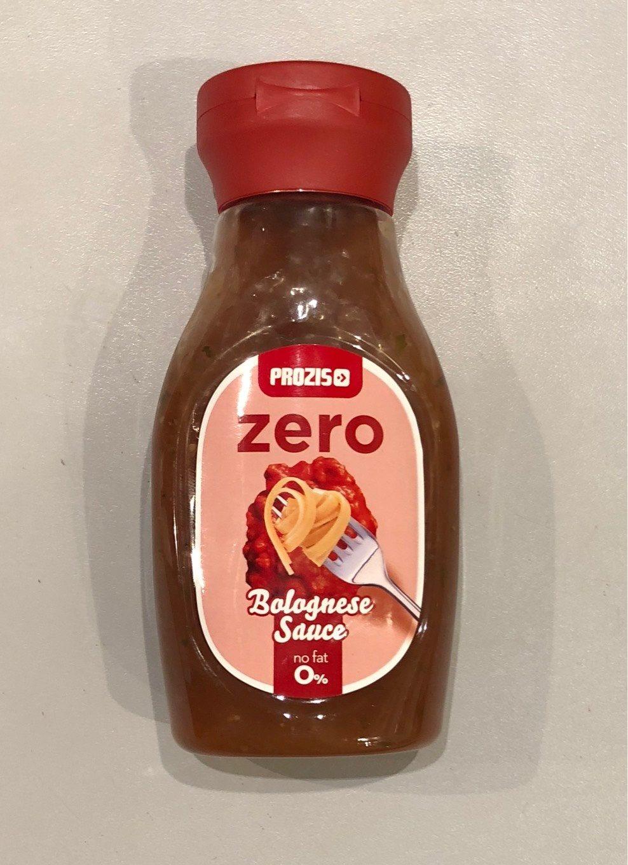 Sauce Bolognese Zero - Product