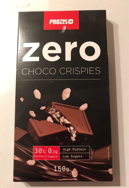 Zero Choco Crispies - Product