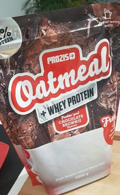Oatmeal whey - Product