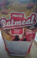 Oatmeal peanut butter - Produit - fr