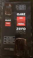Zero snack brownie flavour - Product - fr