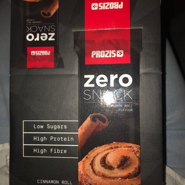 Prozis Zero Snack - Producto - en
