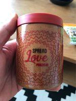 Sprad Love - Peanut butter - Producto - fr