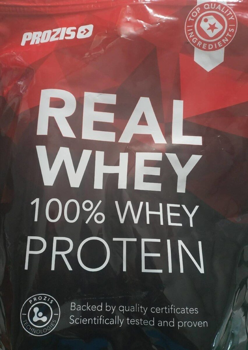 Prozis Real Whey protein - Producto - es