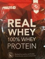 Real Whey Vanille - Producte - fr