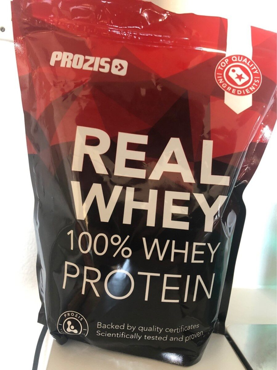 Real Whey 100% Protein - Product