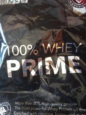 Prozis proteína 100% whey prime