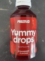 Yummy drops Framboise - Produit - fr