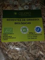 sementes de girassol biológicas - Produto