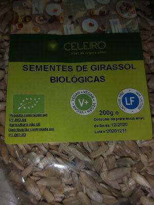 sementes de girassol biológicas - Produto - pt