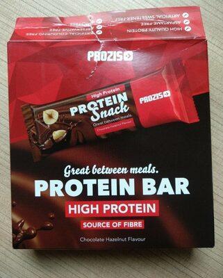 Protein bar (Chocolate Hazelnut)
