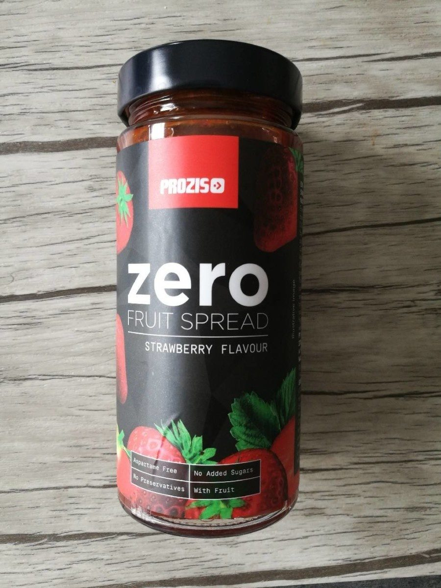 Zéro fruit spread - Product - fr
