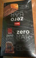 Zero Bar Caramel - Producto