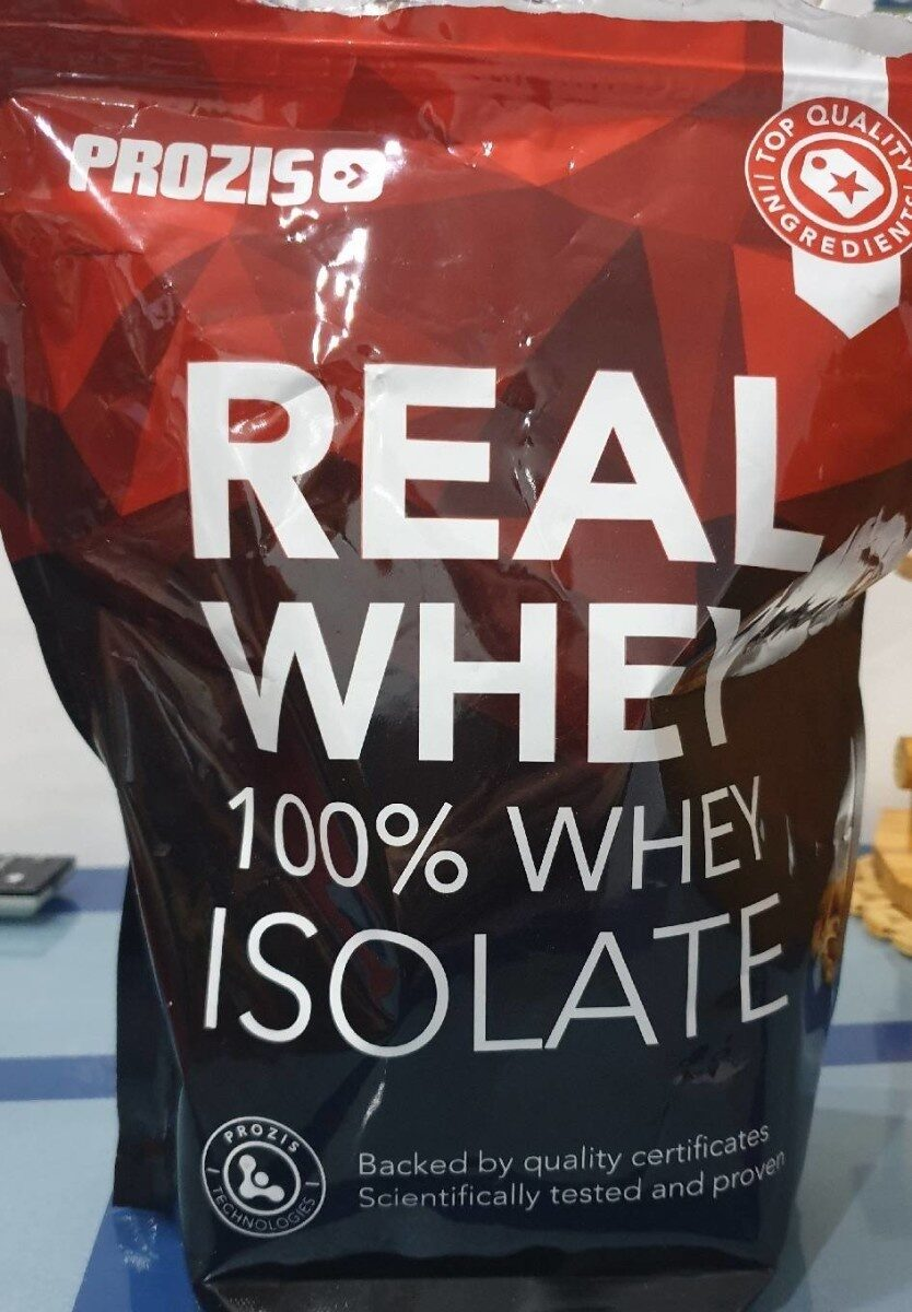 Proteina isolada - Product