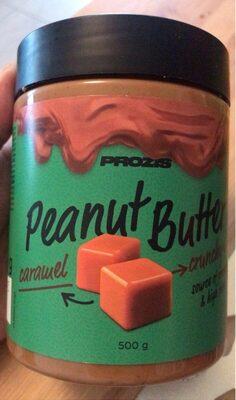 Peanut butter crunchy caramel - Produit - fr