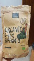 Organic D-Tox Supermix - Producto