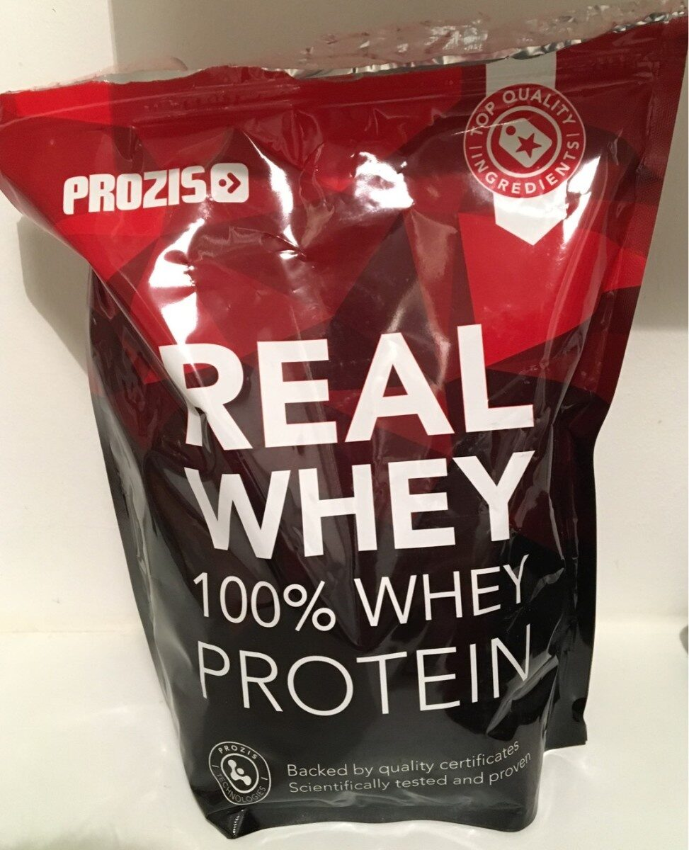 PROZIS - 100% REAL WHEY PROTEIN - Product