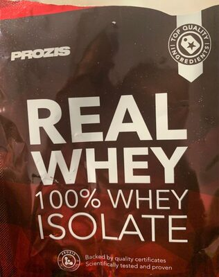 Proteina isolate wild berry - Producto - es