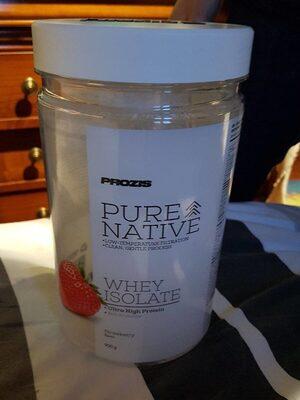 Whey isolate - Product