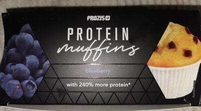 Muffin protéiné aux myrtilles - Produit - fr