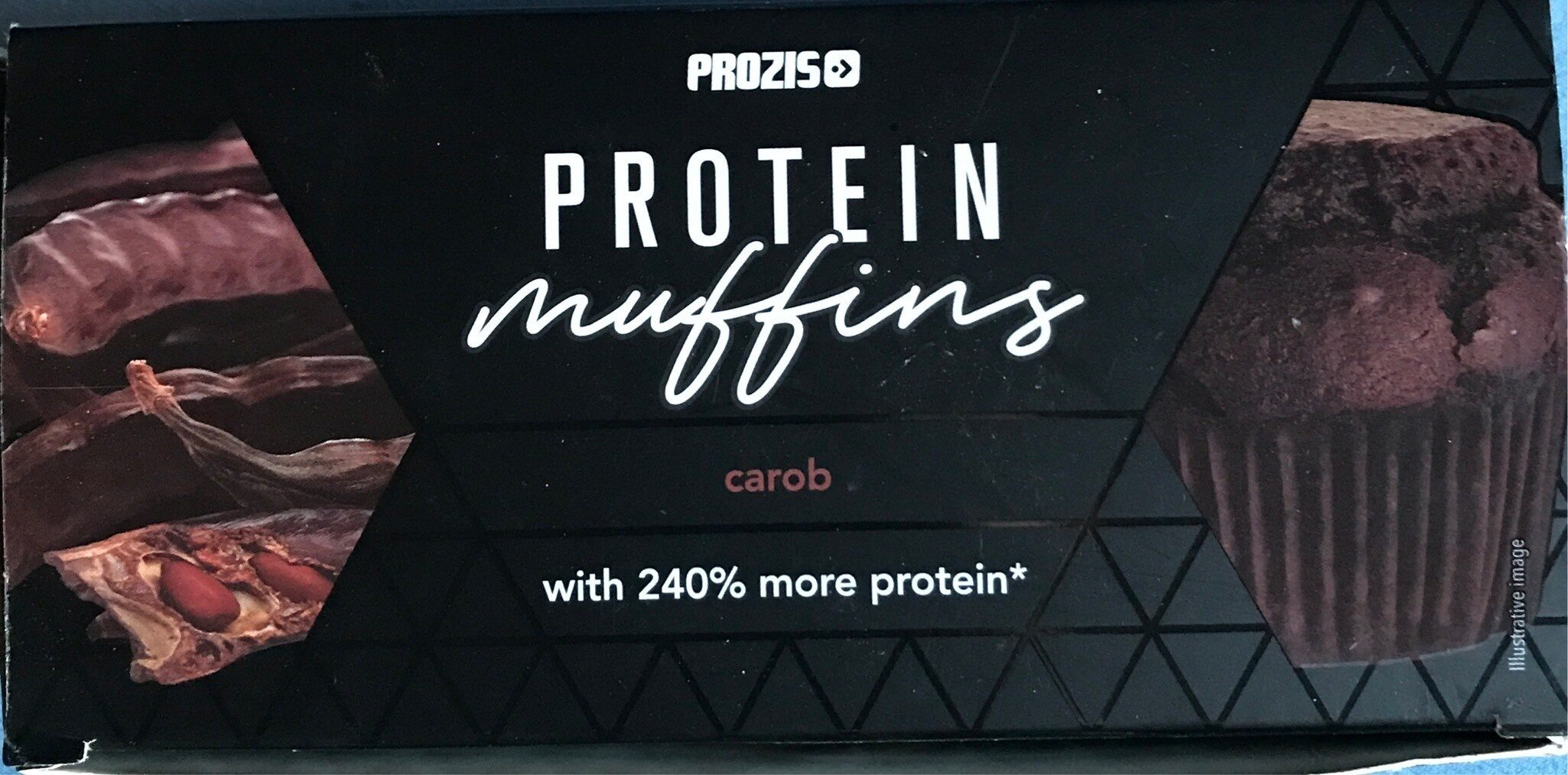 Protein Muffins Carob - Product