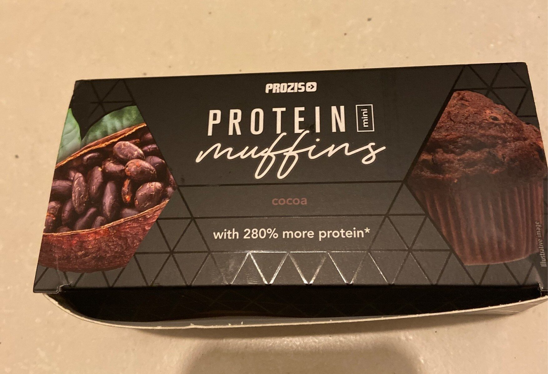 Muffins protein - Product
