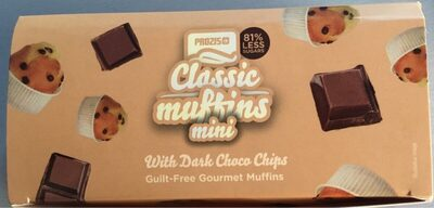 Classic muffins mini - Produit - fr
