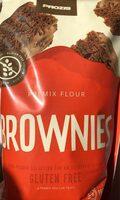 Premix Flour Brownies - Product