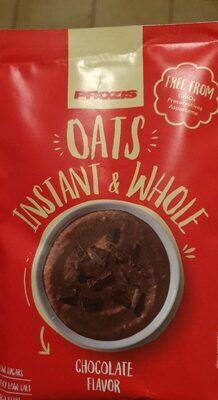 Oats et Whey (Instant et Whole) - Product