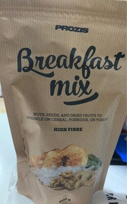 Breakfast mix - Producto