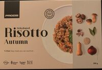 Dehydrated Risotto Autumn - Producto