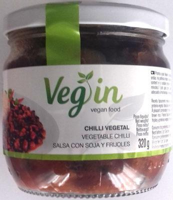 Chili vegetal - Producto
