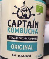 Captain Kombucha Original - Product - fr