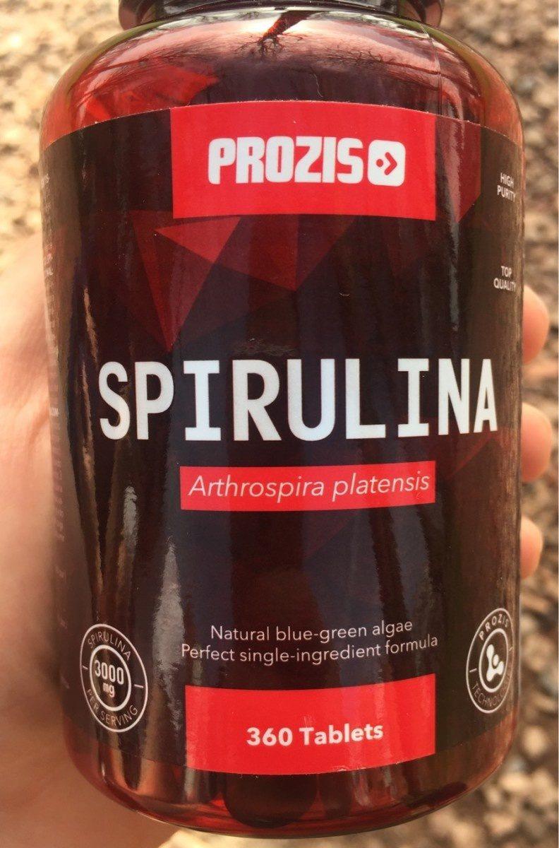 Spirulina 360 Tabs - Produit