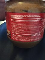 Peanut Butter 500 g Smooth - Ingredients