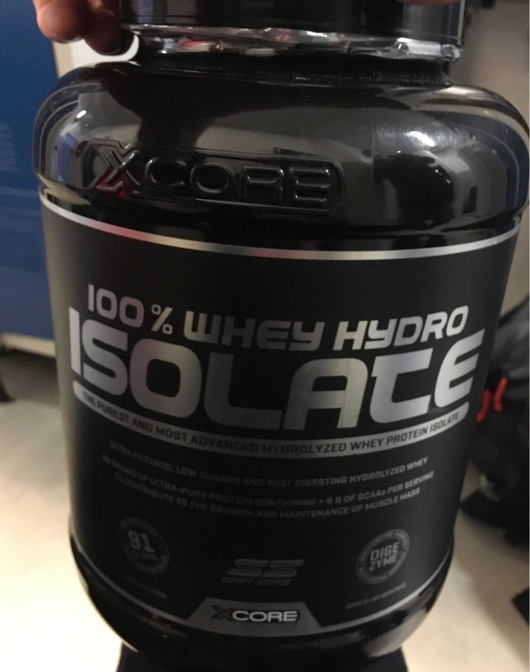 100% whey hydro isolate - Producto - fr