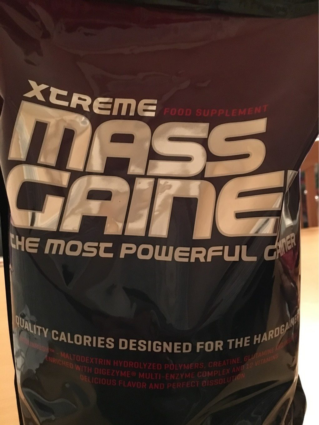 Mass Gainer - Product - fr