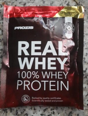 Real Whey 100% protein - Producto