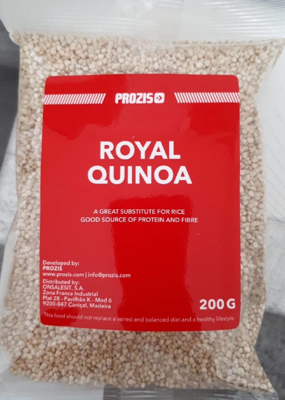 Royal quinoa - Product - fr