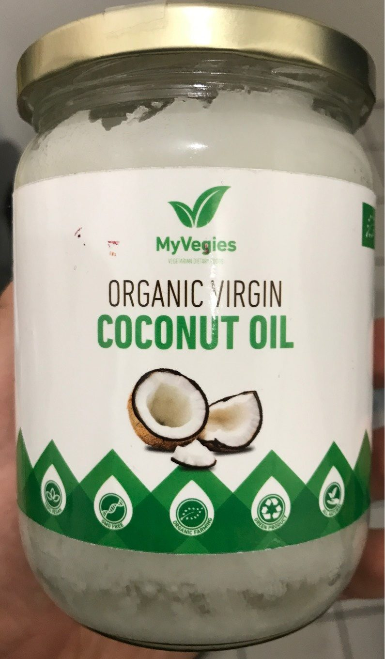 Coconut oil - Produit