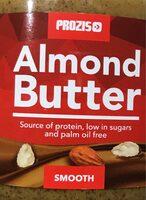 Beurre d'Amandes - Product - fr