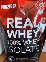 REAL WHEY ISOLATE - Producto