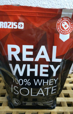 Real whey - Product