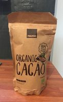 Organic cacao - Producto
