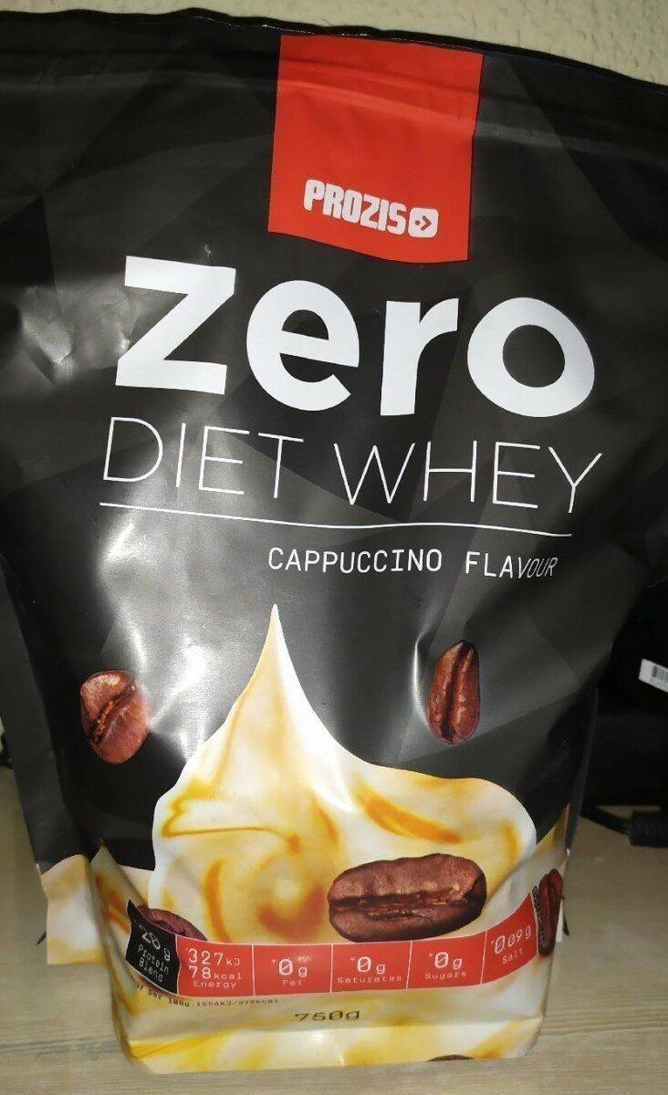 Zero diet whey - Produit - es