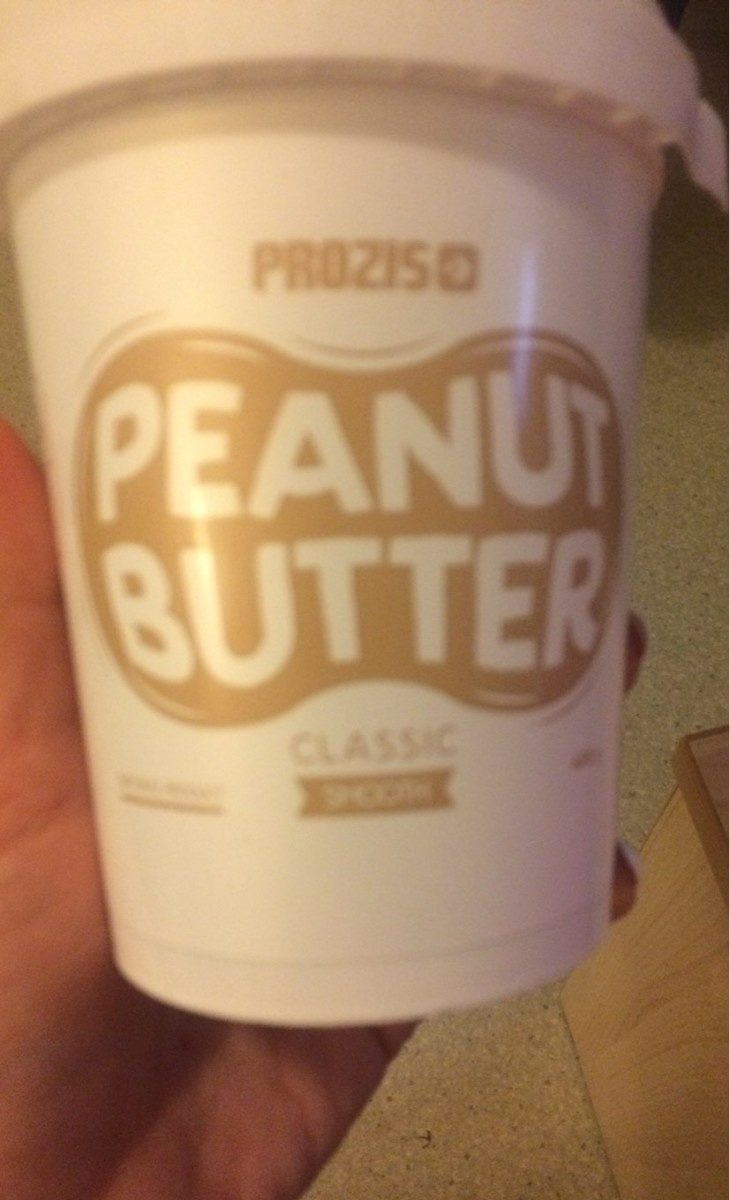 Peanut butter - Producto - fr