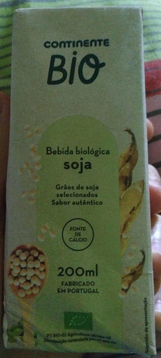 Bebida biológica Soja - Product - es